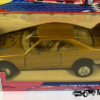 Super Racer Mercedes 560 SEL (The Lion Club Editie) Pull Back & Go (Goud) - Welly 1:43