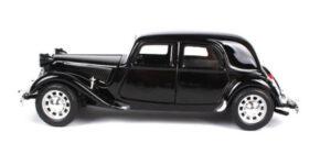 Citroën 15 CV TA (1938) (Zwart) 1/24 Bburago