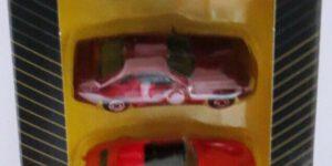 Maisto Gift Set - 5 verschillende speelgoed modelauto's 1/64