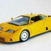Bugatti EB 110 (1991) (Geel) 1/24 Bburago - Opruiming