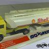 Shell Ford Cargo met tanktrailer - Majorette 1:100