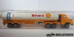 Shell Petrol Tanker met trailer - Play Truck
