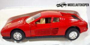 Ferrari Testarossa - Welly 1:43