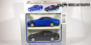 Mercedes S-Class en Mercedes CL600 - Special Collection 1:38