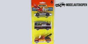 Matchbox Price Busters (3 auto's) Set 1