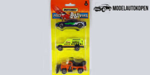 Matchbox Price Busters (3 auto's) Set 2