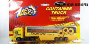 Truck met container Sunline Hotal - Ostoy 1:87