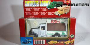 Sun-O Drink Truck (wit) - Antique Lorry