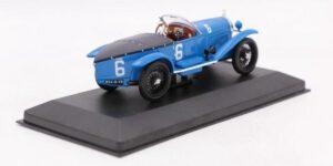 Lorraine-Dietrich B3-6 #6 (Blauw) 1/43 IXO models