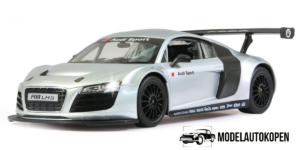 Audi R8 LMS (Zilver)