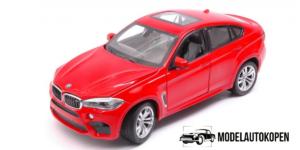 BMW X6M (Rood)