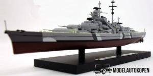 Bismarck - Schaalmodel Oorlogsschip (15cm) Atlas Collections