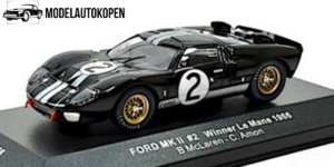 Ford MK II #2 (Zwart)