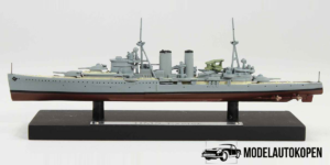 HMS Exeter - Schaalmodel Oorlogsschip (15cm) Atlas Collections