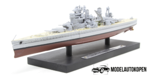 HMS King George V - Schaalmodel Oorlogsschip (15cm) Atlas Collections