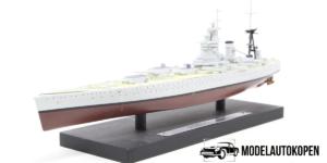 HMS Nelson - Schaalmodel Oorlogsschip (15cm) Atlas Collections