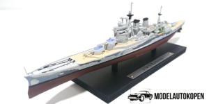HMS Renown - Schaalmodel Oorlogsschip (15cm) Atlas Collections