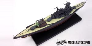 IJN Kirishima - Schaalmodel Oorlogsschip (15cm)