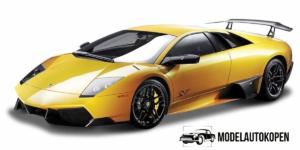 Lamborghini Murcielago LP670-4 SV (Geel)