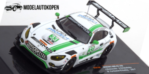 Mercedes-Benz AMG GT3 #33 (Wit)