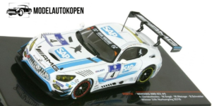 Mercedes-Benz AMG GT3 #4 (Wit)