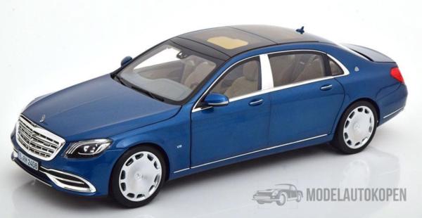Mercedes-Benz Maybach s650 Cabriolet (Lichtblauw)
