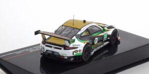 Porsche 911 GT3 R #28 (Zwart/Goud/Groen) 1/43 IXO Models