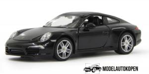 Porsche 911 Carrera S (Zwart)
