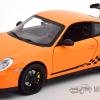 Porsche 911 GT3 RS (2009) (Oranje