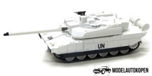 UN (Wit) Leger Tank Die Cast