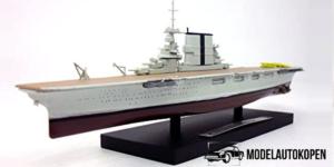 USS Saratoga - Schaalmodel Oorlogsschip (15cm) Atlas Collections