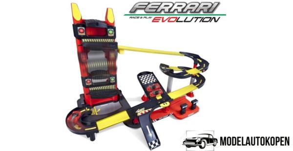 Bburago Ferrari Race
