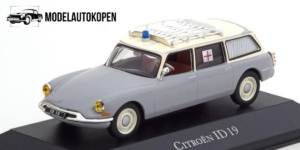 Citroen ID Break Ambulance 1962