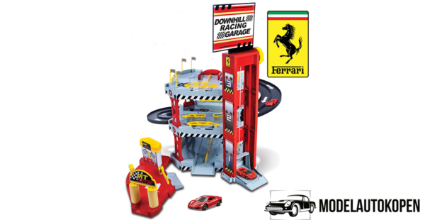 Downhill Racing Garage