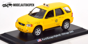 Ford Escape Hybrid Chicago 2005 Taxi