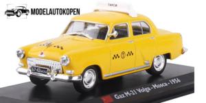 Gaz M-21 Wolga Mosca 1956 Taxi