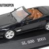 Mercedes-Benz SL600 2003