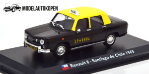 Renault 8 Santiago