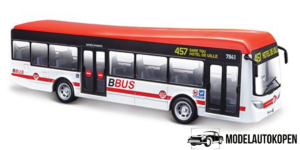 Street Fire City Bus Bbus