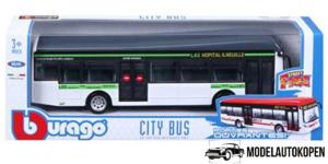 Street Fire City Bus Hopital