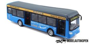 Street Fire City Bus Navette