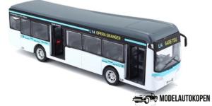 Street Fire City Bus Opera Granger