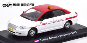 Toyota Avensis Eindhoven 2003 Taxi