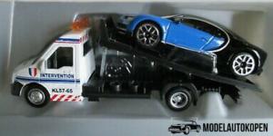 Transporter + Bugatti