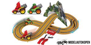 Island Challenge Slot Car Set - Angry Birds Maisto