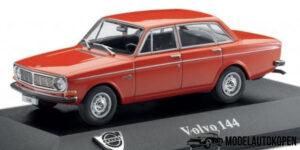 Volvo 144 (Rood) (15cm) 1/43 Atlas