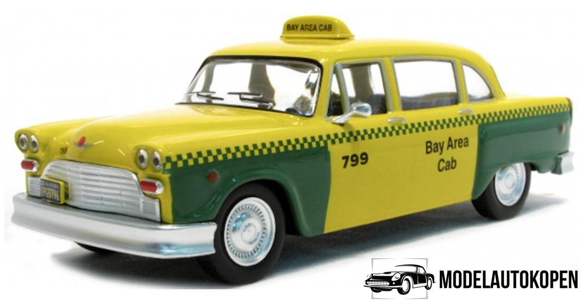 Unieke Taxi Schaalmodellen