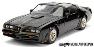 Pontiac Firebird 1977 Fast and Furious (Zwart) (22cm) 1/24 Jada