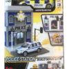 Bburago Streetfire Police Station (Build Your City) (Magazijn Opruiming)