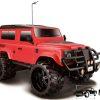 Land Rover Defender Offroad Series - Maisto (rood, 29cm) R/C